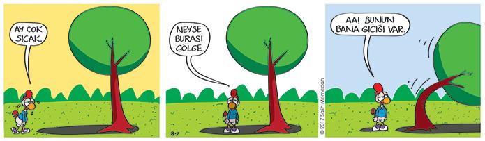 s20170807-karikatur-Babisko-agac-golge-yaz-mevsim-sicak-bahce