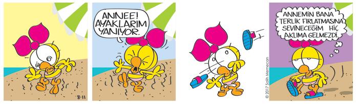 s20170811-karikatur-Limon-Citcit-sicak-kum-terlik-plaj