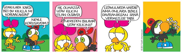 s20170921-karikatur-Limon-Zeytin-uzayli-kilic-cicek-bahce
