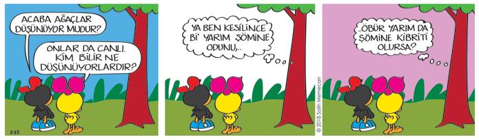 s20180323_karikatur_Limon_Zeytin_agac_dusunce_odun_kibrit_bahce