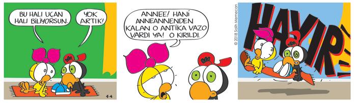 s20180404_karikatur_Limon_Zeytin_hali_yaramazlik_vazo_antika_ucmak_salon
